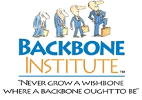 logo for Backbone Institute