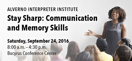 Alverno Interpreter Institute